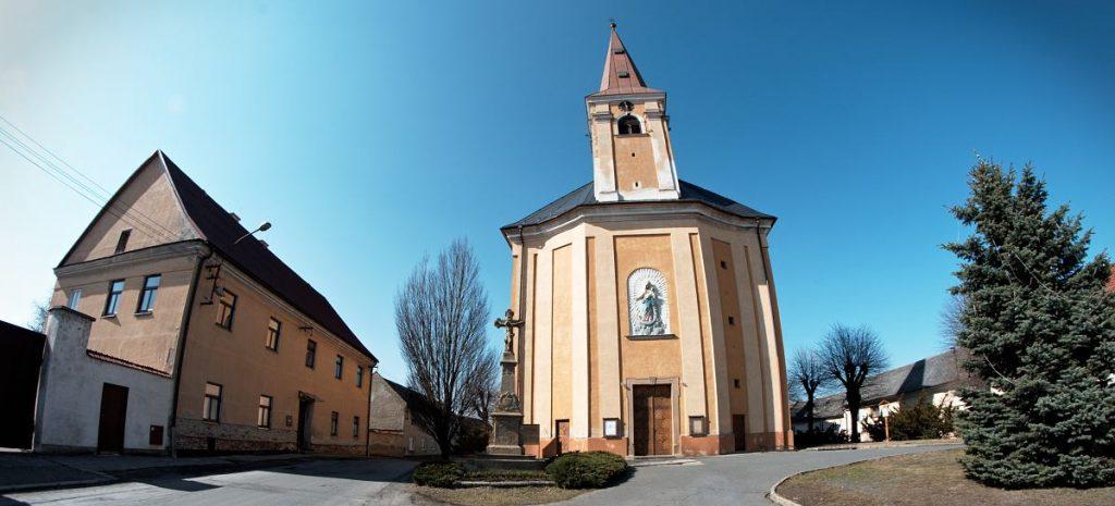 Stránky farností Všechovice, Horní Újezd a Loukov